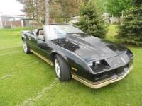 1984 Chevrolet Camaro 1 OF 200 BUILT IN 1984! NEVER SEEN SNOW!