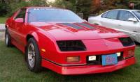 1986 Chevrolet Camaro -IROC Z28- WELL MAINTAINED 305 V8-