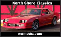 1987 Chevrolet Camaro -VERY SOLID IROC Z- NEW PAINT- SWEET 80'S CAMARO-SEE VIDEO