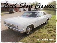 1966 Chevrolet Caprice -Highly Documented numbers Matching Car-