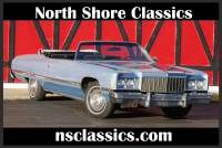 1974 Chevrolet Caprice -ONE OWNER -CLASSIC- CONVERTIBLE- SEE VIDEO