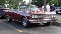 1964 Chevrolet Chevelle SS-EXCELLENT ORIGINAL CONVERTIBLE-NUMBERS MATCHING
