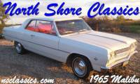 1965 Chevrolet Chevelle Malibu-Solid Vehicle-CLEAN DRIVER QUALITY