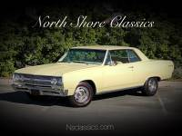 1965 Chevrolet Chevelle - MALIBU SS WITH 138 VIN - ALABAMA RUST FREE MUSCLE CAR - SEE VIDEO