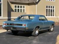 1966 Chevrolet Chevelle -BIG BLOCK 454 ENGINE-4 SPEED-FROM WEST VIRGINIA- SEE VIDEO