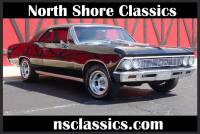 1966 Chevrolet Chevelle -TRIPLE BLACK 327/ AUTOMATIC V8- REDUCED PRICE- SEE VIDEO
