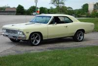 1966 Chevrolet Chevelle - SUPER SPORT TRIBUTE - FUEL INJECTED BIG BLOCK -