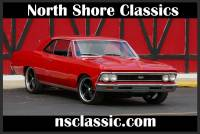 1966 Chevrolet Chevelle -Supercharged 355 super nice paint- Pro touring - SEE VIDEO