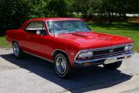 1966 Chevrolet Chevelle -SS427 SUPER SPORT TRIBUTE-BUCKETS CENTER CONSOLE-CLEAN-SEE VIDEO