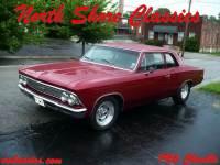 1966 Chevrolet Chevelle SUPER CLEAN!