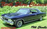 1966 Chevrolet Chevelle SS396 Big Block