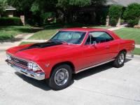 1966 Chevrolet Chevelle SS 396!