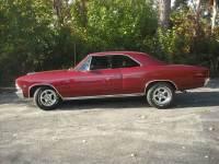 1966 Chevrolet Chevelle RESTORED
