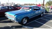 1967 Chevrolet Chevelle MALIBU-FAST CAR