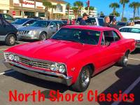1967 Chevrolet Chevelle SUPER SPORT TRIBUTE-BIG BLOCK 454-FROM FLORIDA