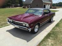 1967 Chevrolet Chevelle SS 427 BIG BLOCK TRIBUTE-FROM NORTH CAROLINA