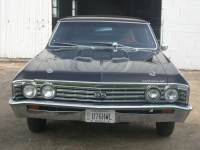 1967 Chevrolet Chevelle TRUE SS-FAST BOWTIE 427 INJECTED BIG BLOCK