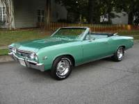 1967 Chevrolet Chevelle REAL SS 138 CODE-FRAME OFF RESTORED