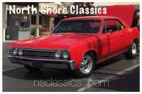 1967 Chevrolet Chevelle Built 468 Big Block for the street- From the South-Newer Paint