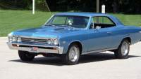 1967 Chevrolet Chevelle NUMBERS MATCHING-SS396 -Factory 4 Speed-RECENT FRAME OFF RESTORED-SEE VIDEO