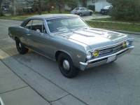 1967 Chevrolet Chevelle SS- EFI Fuel Injected