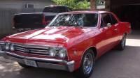 1967 Chevrolet Chevelle 427 big block