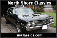 1968 Chevrolet Chevelle TRUE SUPER SPORT- SS-CONVERTIBLE-2 OWNERS-