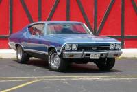 1968 Chevrolet Chevelle -SS396-SUPER SPORT BIG BLOCK-FRAME OFF RESTORED-SEE VIDEO-