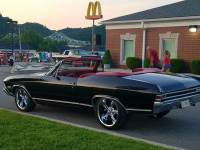 1968 Chevrolet Chevelle -SWEET CONVERTIBLE WITH AIR CONDITIONING-FROM WEST VIRGINIA-