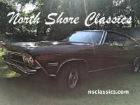 1968 Chevrolet Chevelle -SUPER SPORT- 427 V-8-