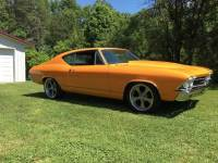1968 Chevrolet Chevelle -SWEET COLOR-ORIGINAL SOLID PANELS-GREAT DRIVER-PRO TOUR LOOK-SEE VIDEO