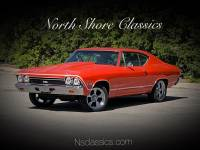 1968 Chevrolet Chevelle -NEW HUGGER ORANGE PAINT-RUST FREE ALABAMA MUSCLE CAR - SEE VIDEO