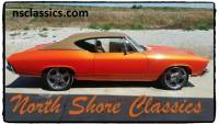 1968 Chevrolet Chevelle -CUSTOM SOUND SYSTEM- CHECK IT OUT-