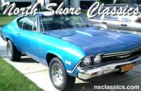 1968 Chevrolet Chevelle GREAT DRIVER-NICE STANCE-TONS OF LOOKS