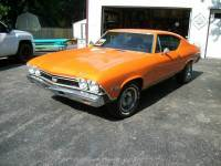 1968 Chevrolet Chevelle A REAL SS!!