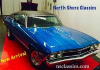 1968 Chevrolet Chevelle SS BIG BLOCK 454- FRAME OFF Restored Condition- RAN 12.25 IN 1/4 MILE-SEE V