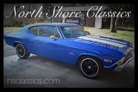 1968 Chevrolet Chevelle Factory Malibu-Documented-4 Speed-SEE VIDEO