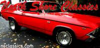 1969 Chevrolet Chevelle SS-Appearance-Nice Red Paint