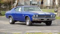 1969 Chevrolet Chevelle SS396-4 SPEED-RUST FREE-FROM KENTUCKY-SEE VIDEO