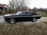 1969 Chevrolet Chevelle BIG BLOCK 454-YENKO STYLE-SOUTHERN CAR-RUST FREE