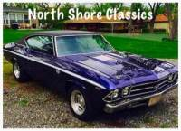1969 Chevrolet Chevelle SS396-Big Block Power