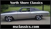 1969 Chevrolet Chevelle -502 BIG BLOCK- CUSTOM LEATHER INTERIOR- SEE VIDEO