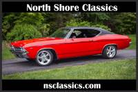 1969 Chevrolet Chevelle PRO TOUR LS 6.0 FUEL INJECTED- MODERN MUSCLE-SUPER SPORT SS-SEE VIDEO