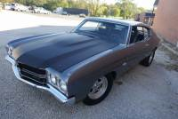 1970 Chevrolet Chevelle -BIG BLOCK 502-PUMP GAS STREET MACHINE-VERY FAST CAR-