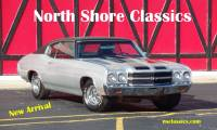 1970 Chevrolet Chevelle -Nice SS Tribute-Numbers Matching-New Cortez Silver-NEW LOW PRICE-SEE VIDEO