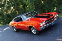 1970 Chevrolet Chevelle -FRAME OFF RESTORED-BIG BLOCK ENGINE-DYNO AT 600HP