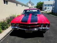 1970 Chevrolet Chevelle -TRIBUTE SS-FRAME OFF RESTORED CONDITION-