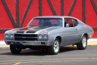 1970 Chevrolet Chevelle -PRO TOURING-FRAME OFF RESTORATION-CORTEZ SILVER-685HP-SEE VIDEO-