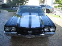 1970 Chevrolet Chevelle SS 502 Fuel Injected