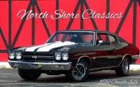 1970 Chevrolet Chevelle SS454-DOCUMENTED FRAME OFF 2015-BUILD SHEET-REAL SS-SEE VIDEO